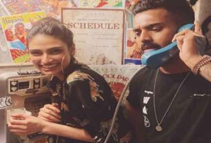 Cricketer KL Rahul Share Image On Instagram With Athiya Shetty