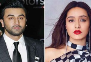 Shraddha Kapoor and Ranbir Kapoor sharing screen first time at Luv Ranjan Movie
