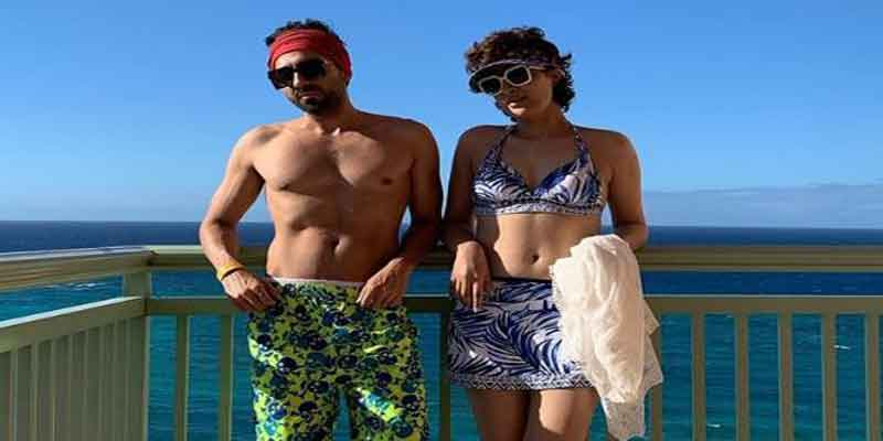 Ayushman Khurana And His wife Enjoying Holiday Vacation In Bahamas