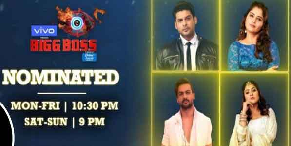 Bigg Boss 13 Voting Online Week 18 –Which Contestants will get eliminated this week?