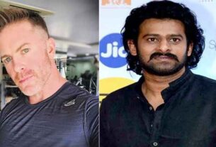 Lloyd Stevens and Rumours Created About Giving Training Prabhas