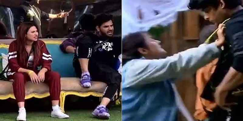 Bigg Boss 13 23rd January 2020 - Shehnaaz Gill Gets Into a Big Fight With Sidharth Shukla During Captaincy Task