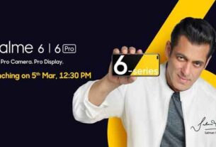 Realme 6 And Realme 6 Pro Launch Date Officially Announced