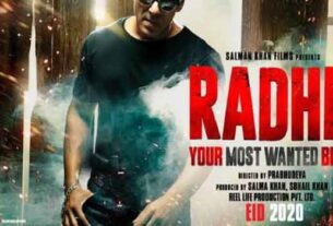 Radhe Your Most Wanted Bhai Film-Date Confirmed